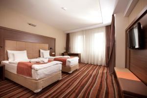 Hotel Makar Sport & Wellness, Отели  Печ - big - 9