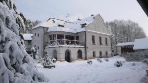 Penzion Padrtův mlýn