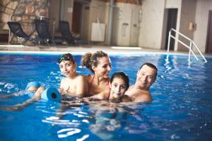 Hotel Makar Sport & Wellness, Отели  Печ - big - 19