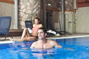Hotel Makar Sport & Wellness, Отели  Печ - big - 23