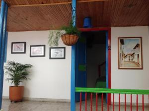 Hostal Maderos, Pensionen  Santa Rosa de Cabal - big - 5