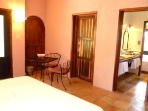 Familie-suite med balkon