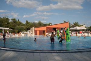 Easyatent Bungalow tent Polari, Holiday parks  Rovinj - big - 10