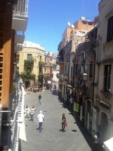 Residence Degli Agrumi, Apartmanok  Taormina - big - 41