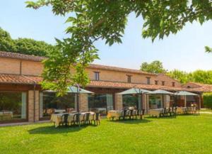 Hotel La Foresteria, Отели  Abbadia di Fiastra - big - 14