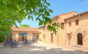 Hotel La Foresteria, Отели  Abbadia di Fiastra - big - 6