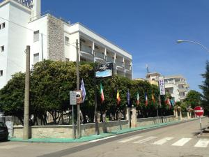 Hotel Rivabella, Szállodák  Gallipoli - big - 1