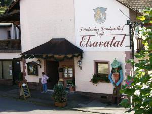 Fränkischer Landgasthof Elsavatal