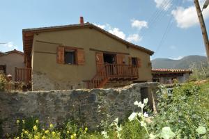 Maritsa Lodge, Lodges  Kakopetria - big - 11