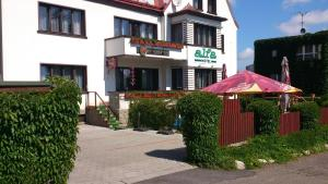 3 hvězdičkový hotel Hotel Alfa Trutnov Česko