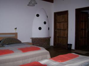 Gyümölcsliget Vendéház, Guest houses  Csehimindszent - big - 6