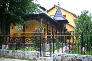 Pensiunea Elena, Vendégházak  Aknavásár - big - 11