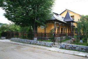 Pensiunea Elena, Penzióny  Tîrgu Ocna - big - 73