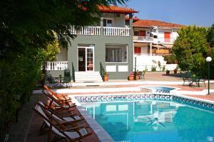 Olympus Hotel Villa Drosos, Szállodák  Litóhoro - big - 44