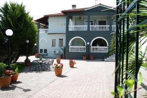 Olympus Hotel Villa Drosos, Szállodák  Litóhoro - big - 2