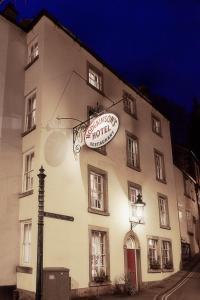 Hodgkinsons Hotel & Restaurant, Hotely  Matlock - big - 1