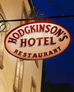 Hodgkinsons Hotel & Restaurant, Hotely  Matlock - big - 34