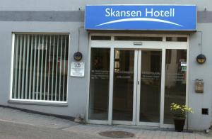 Skansen Hotel, Hotely  Tromsø - big - 40