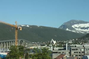 Skansen Hotel, Hotels  Tromsø - big - 31