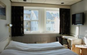 Skansen Hotel, Hotely  Tromsø - big - 17