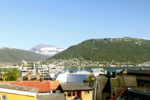 Skansen Hotel, Hotely  Tromsø - big - 21