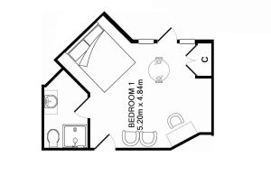 Ulladulla Guest House, Гостевые дома  Ulladulla - big - 13