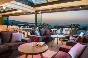 Castello City Hotel, Hotel  Heraklion - big - 36