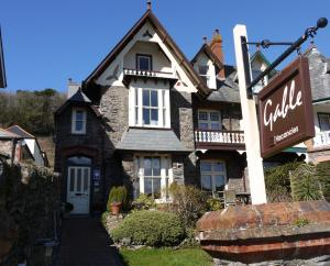 Gable Lodge Guest House, Penzióny  Lynton - big - 1