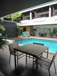 Chateau Dale Boutique Resort Spa Villas, Resorts  Pattaya South - big - 17