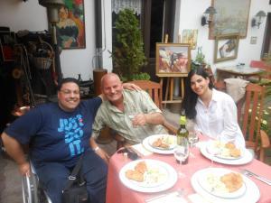 Fónagy és Walter Vendég- és Borház, Bed and Breakfasts  Vác - big - 41