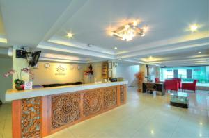 BS Premier Airport Hotel, Hotels  Lat Krabang - big - 24