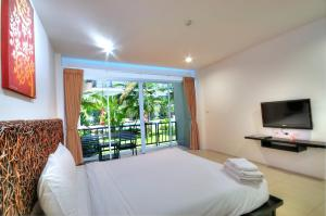 BS Premier Airport Hotel, Hotels  Lat Krabang - big - 9