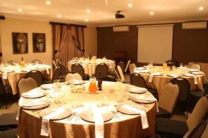 Villa Bali Boutique Hotel, Hotely  Bloemfontein - big - 39