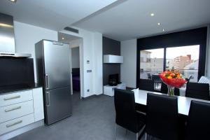 InmoSantos Apartaments Nuria, Apartmány  Roses - big - 9