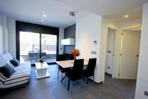 InmoSantos Apartaments Nuria, Apartmány  Roses - big - 18