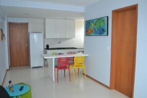 Port Ville 3, Apartmány  Maceió - big - 5