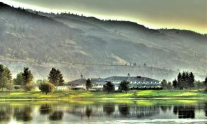 South Thompson Inn & Conference Centre, Hotely  Kamloops - big - 1