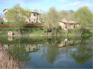 Casale Giuncheto, Farmy  Pilonico Paterno - big - 19