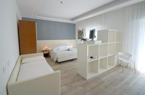 Hotel Sorriso, Szállodák  Milano Marittima - big - 4