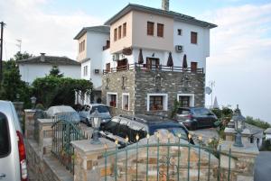 Guesthouse Papagiannopoulou, Apartmanok  Zagorá - big - 62