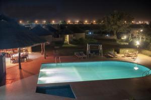 Le Grand Calao, Мини-гостиницы  Уагадугу - big - 14