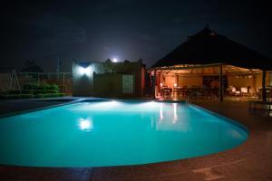 Le Grand Calao, Мини-гостиницы  Уагадугу - big - 17