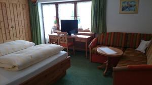 Zum Schweizerbartl, Hotely  Garmisch-Partenkirchen - big - 10