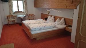 Zum Schweizerbartl, Hotely  Garmisch-Partenkirchen - big - 12