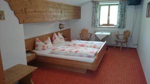 Zum Schweizerbartl, Hotely  Garmisch-Partenkirchen - big - 13