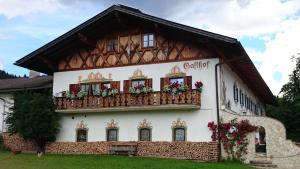 Zum Schweizerbartl, Hotely  Garmisch-Partenkirchen - big - 27