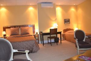 Hôtel de France, Hotely  Libourne - big - 39
