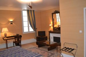 Hôtel de France, Szállodák  Libourne - big - 17