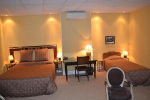 Hôtel de France, Hotely  Libourne - big - 42