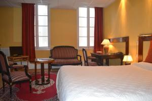 Hôtel de France, Szállodák  Libourne - big - 36